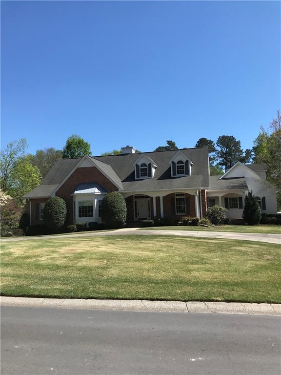 225 Caverns Drive NE, Calhoun, GA 30701 (MLS #6532030) :: Iconic Living Real Estate Professionals