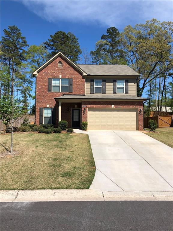 4450 Pleasant Woods Drive, Cumming, GA 30028 (MLS #6533628) :: Rock River Realty
