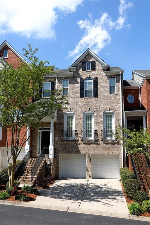 3096 Woodwalk Drive SE, Atlanta, GA 30339 (MLS #6534550) :: The Zac Team @ RE/MAX Metro Atlanta