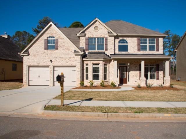 11831 Markham Way, Hampton, GA 30228 (MLS #6539499) :: Iconic Living Real Estate Professionals