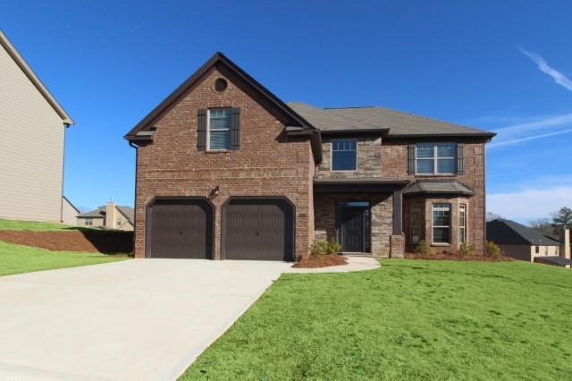11819 Markham Way, Hampton, GA 30228 (MLS #6540033) :: Iconic Living Real Estate Professionals