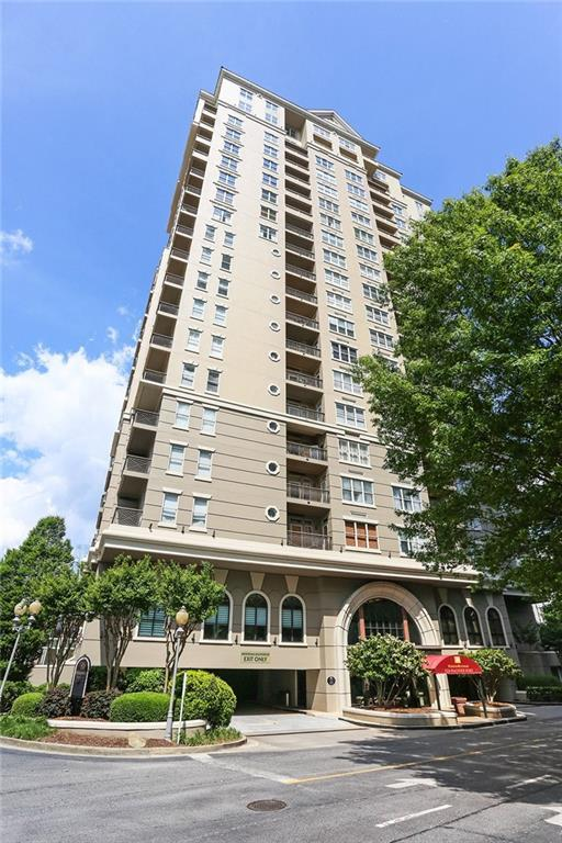 3334 Peachtree Road NE #1406, Atlanta, GA 30326 (MLS #6548581) :: The Zac Team @ RE/MAX Metro Atlanta