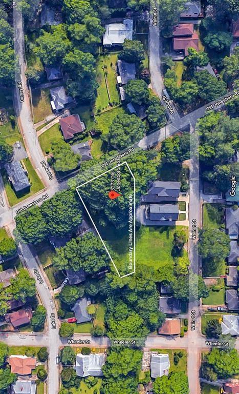3273 Old Jonesboro Road, Hapeville, GA 30354 (MLS #6550408) :: RE/MAX Paramount Properties