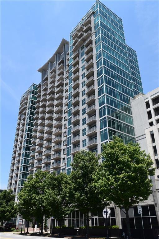 250 Pharr Road NE #712, Atlanta, GA 30305 (MLS #6551781) :: RE/MAX Paramount Properties