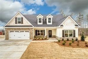 156 N Mountain Brooke Drive, Ball Ground, GA 30107 (MLS #6554153) :: Path & Post Real Estate