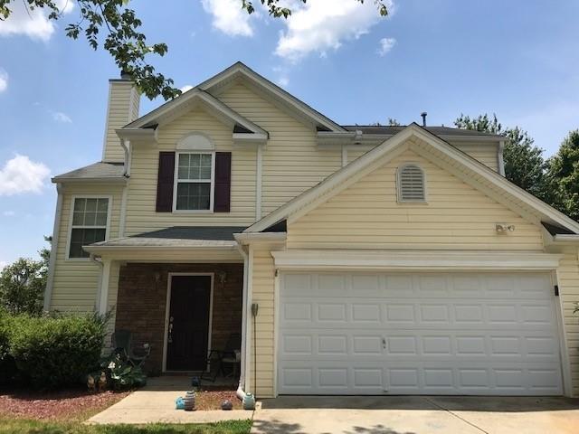 604 Red Oak Court, Canton, GA 30114 (MLS #6554984) :: Kennesaw Life Real Estate