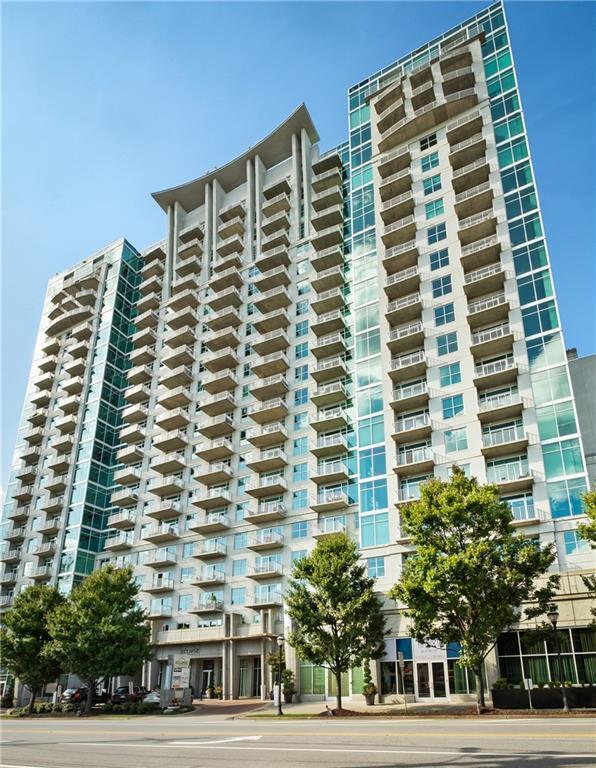 250 Pharr Road #410, Atlanta, GA 30305 (MLS #6555242) :: RE/MAX Paramount Properties
