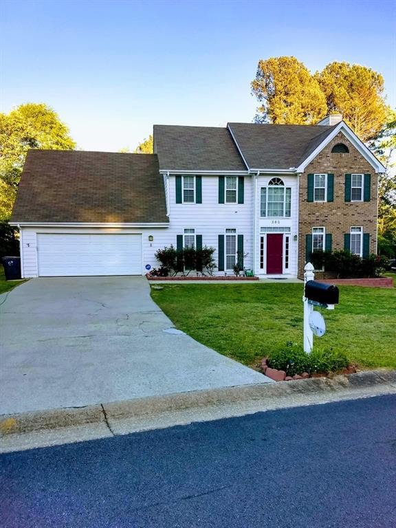 385 Seneca Drive, Lawrenceville, GA 30044 (MLS #6555294) :: North Atlanta Home Team