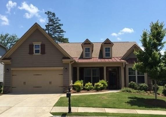 206 Canyon Fairway Trace, Canton, GA 30114 (MLS #6556198) :: The Heyl Group at Keller Williams