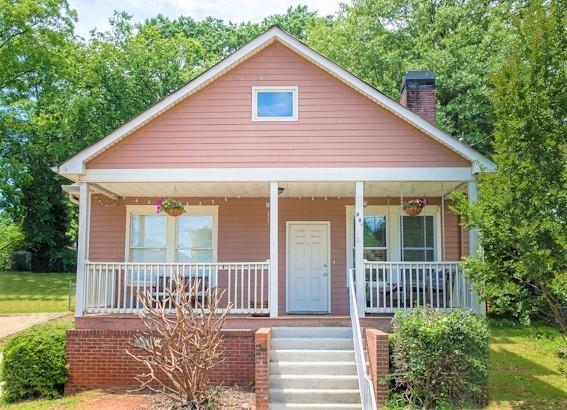 881 Oakhill Avenue SW, Atlanta, GA 30310 (MLS #6556760) :: The Heyl Group at Keller Williams
