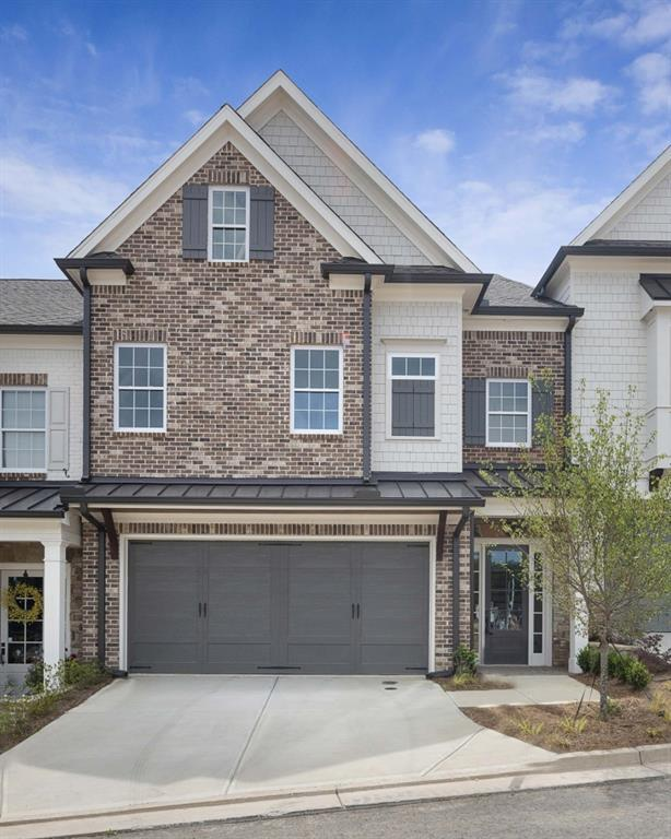 1240 Hightower Crossing #45, Marietta, GA 30060 (MLS #6561103) :: RE/MAX Prestige