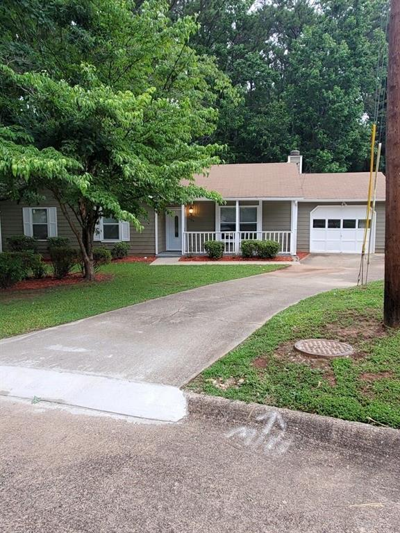 498 Jaywood Court, Stone Mountain, GA 30083 (MLS #6563532) :: The Zac Team @ RE/MAX Metro Atlanta