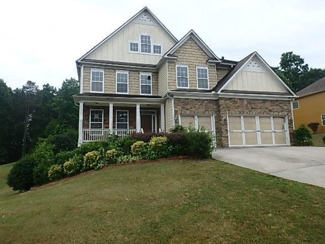 74 Lakehill Way, Douglasville, GA 30134 (MLS #6564881) :: North Atlanta Home Team