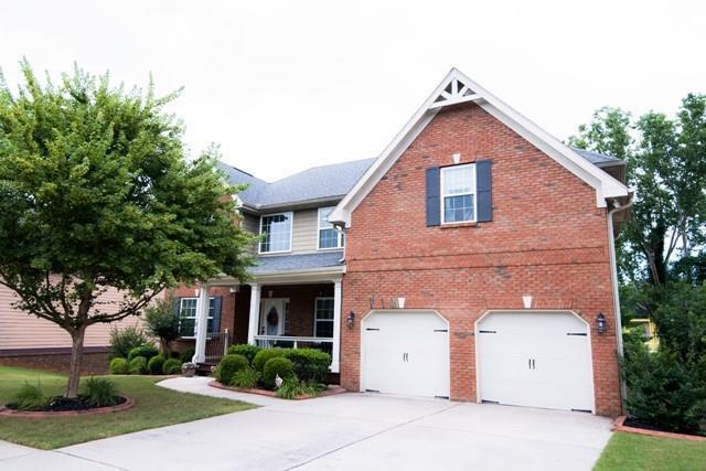 4155 Wild Country Court, Douglasville, GA 30135 (MLS #6569768) :: Buy Sell Live Atlanta