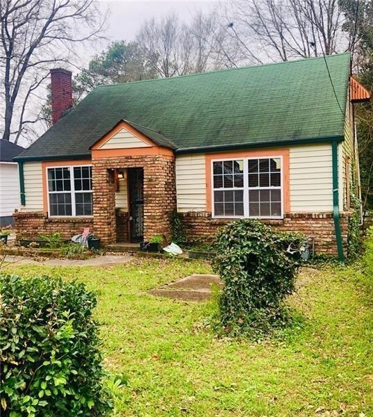 1467 Lockwood Drive SW, Atlanta, GA 30311 (MLS #6571274) :: Path & Post Real Estate