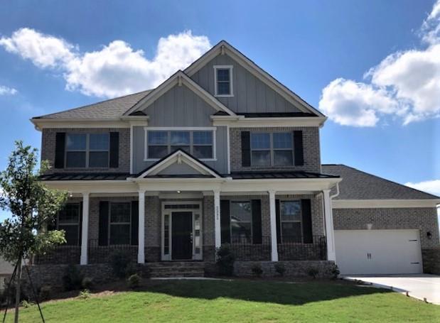 2185 Darlington Way, Marietta, GA 30064 (MLS #6571796) :: Path & Post Real Estate