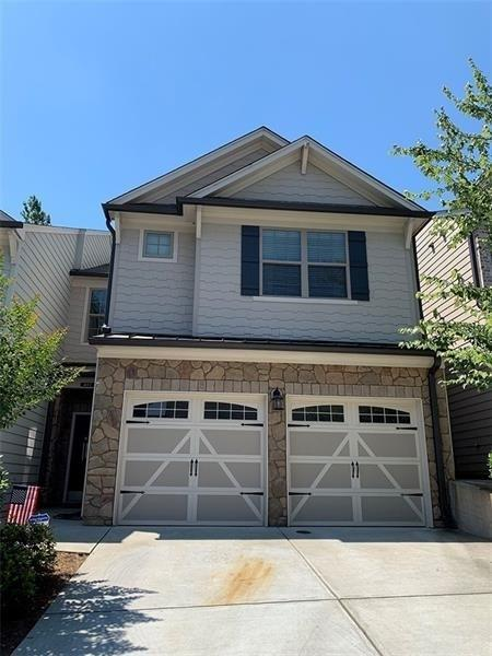 412 New Park Drive, Woodstock, GA 30188 (MLS #6572057) :: Kennesaw Life Real Estate