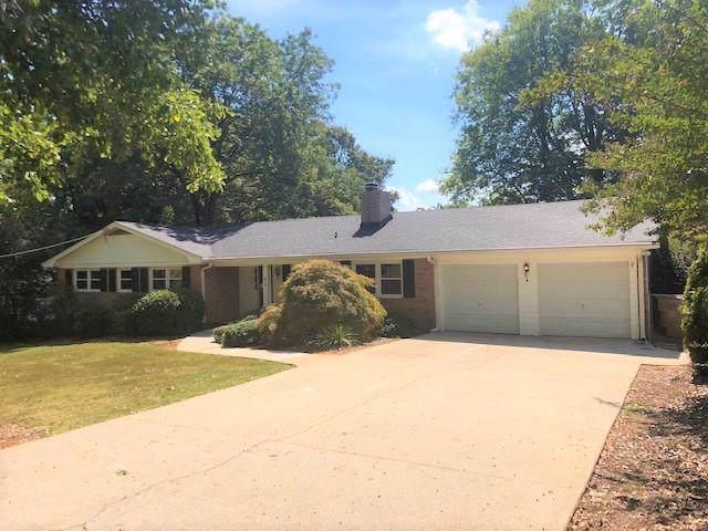 60 Kathryn Drive, Marietta, GA 30066 (MLS #6573444) :: North Atlanta Home Team
