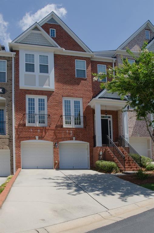 1718 Woodwalk Creek SE #2, Atlanta, GA 30339 (MLS #6573526) :: The Heyl Group at Keller Williams