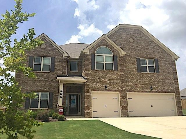 404 Mary Todd Place, Mcdonough, GA 30252 (MLS #6576127) :: KELLY+CO