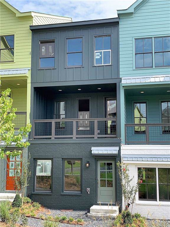 767 Aerial Way #59, Atlanta, GA 30312 (MLS #6577463) :: Iconic Living Real Estate Professionals