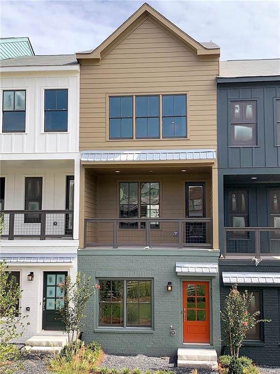 773 Aerial Way #62, Atlanta, GA 30312 (MLS #6577507) :: Iconic Living Real Estate Professionals