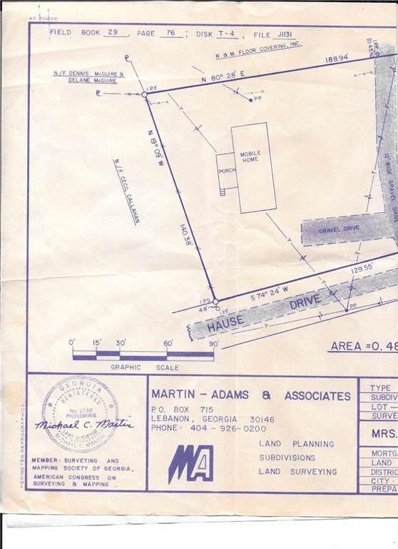 105 Hause Drive, Woodstock, GA 30188 (MLS #6577849) :: North Atlanta Home Team