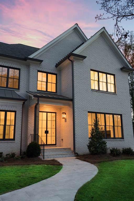 976 Swathmore Drive, Atlanta, GA 30327 (MLS #6578915) :: North Atlanta Home Team