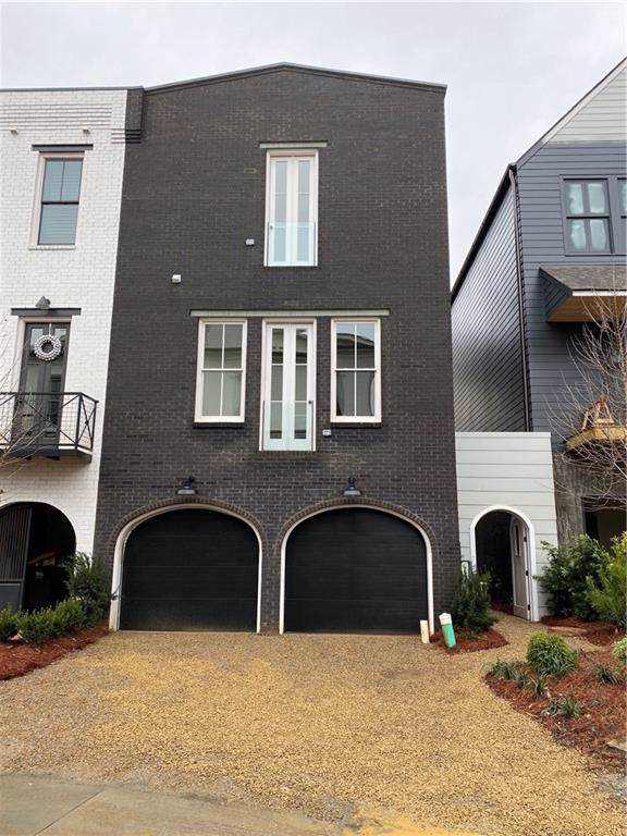 2076 Telfair Circle NE, Atlanta, GA 30324 (MLS #6580333) :: North Atlanta Home Team