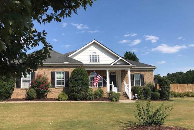101 Chestnut Street NE, Calhoun, GA 30701 (MLS #6582604) :: The Heyl Group at Keller Williams