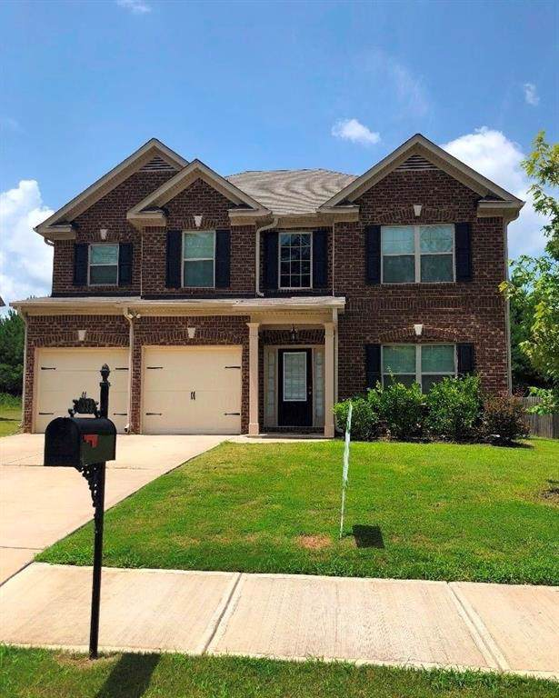 239 Silver Oak Drive, Dallas, GA 30132 (MLS #6584431) :: North Atlanta Home Team