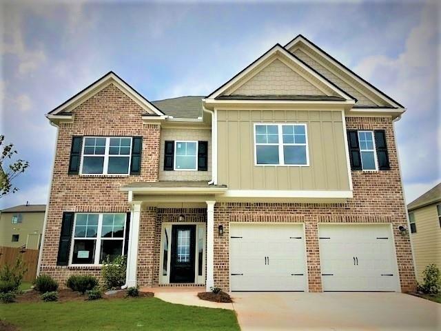 130 Oak Hollow Way, Dallas, GA 30157 (MLS #6585244) :: Iconic Living Real Estate Professionals