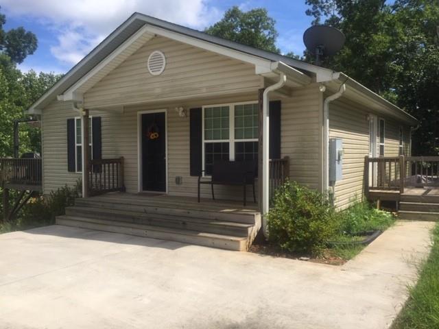 225 Shenandoah Drive, Dahlonega, GA 30533 (MLS #6590374) :: North Atlanta Home Team