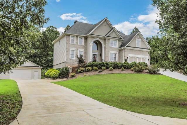 304 Sweetwater Ridge, Hoschton, GA 30548 (MLS #6591325) :: North Atlanta Home Team