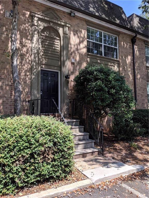 6980 Roswell Road M4, Atlanta, GA 30328 (MLS #6593359) :: North Atlanta Home Team