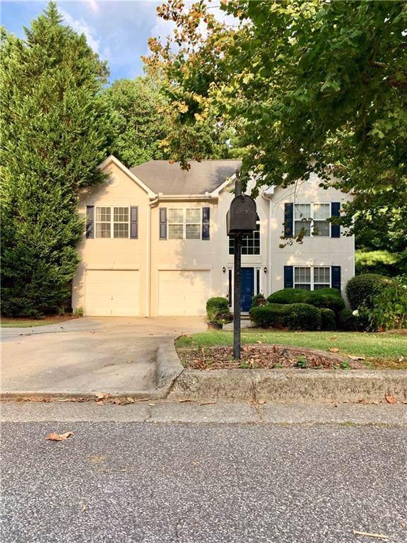 5721 Wandering Vine Trail SE, Mableton, GA 30126 (MLS #6593593) :: North Atlanta Home Team