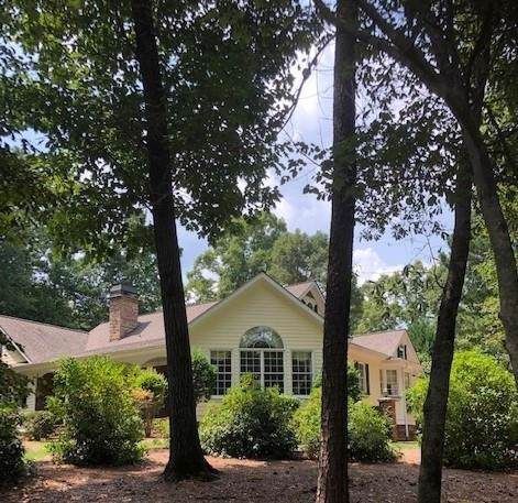 1021 Forrest Highlands, Greensboro, GA 30642 (MLS #6595848) :: Team RRP | Keller Knapp, Inc.