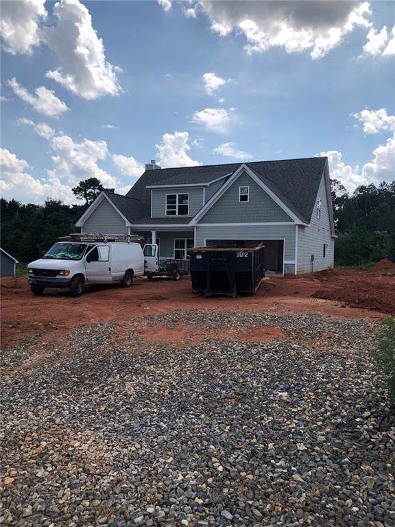 856 Old Thompson Mill Road, Winder, GA 30680 (MLS #6597458) :: RE/MAX Paramount Properties