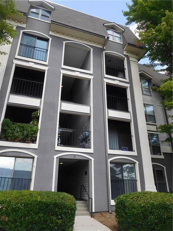 2657 Lenox Road NE F-72, Atlanta, GA 30324 (MLS #6598871) :: RE/MAX Paramount Properties