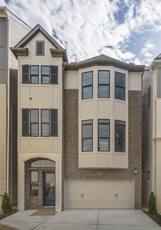 503 Broadview Place NE, Atlanta, GA 30324 (MLS #6602007) :: North Atlanta Home Team