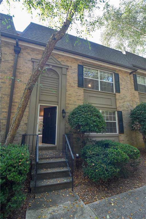 6980 Roswell Road A6, Sandy Springs, GA 30328 (MLS #6603569) :: Rock River Realty