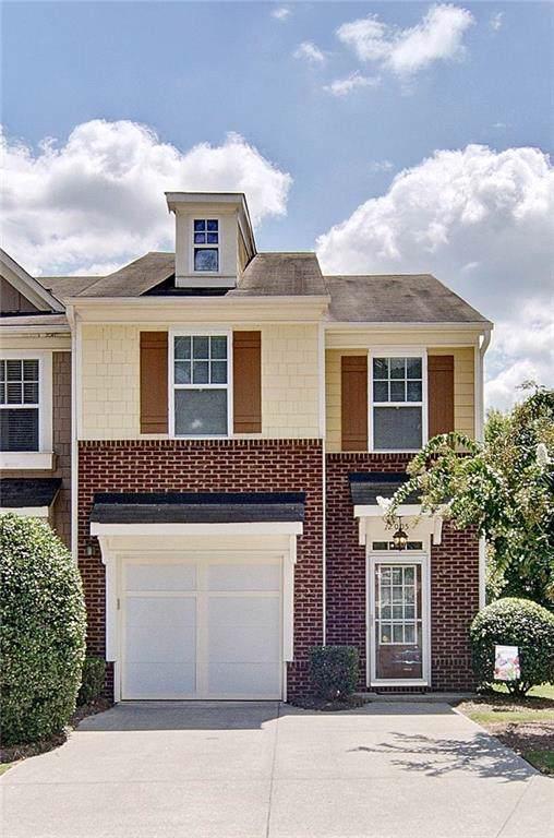 2005 Lakeshore Overlook Circle NW, Kennesaw, GA 30152 (MLS #6604599) :: Kennesaw Life Real Estate