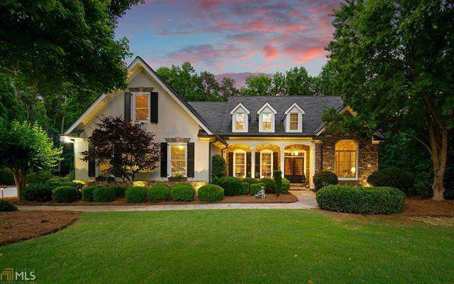 808 Mickleton Lane, Peachtree City, GA 30269 (MLS #6612903) :: North Atlanta Home Team