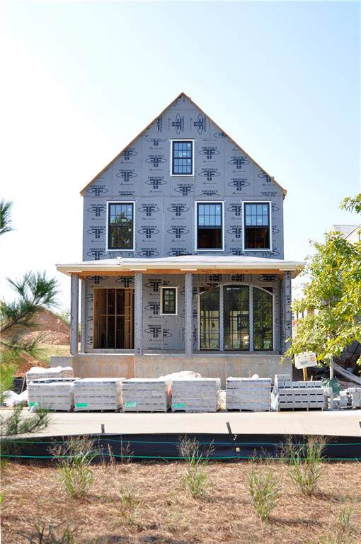 160 4th Street, Fayetteville, GA 30214 (MLS #6614884) :: Path & Post Real Estate