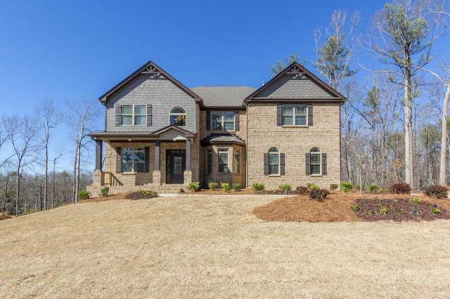 395 Mulberry Drive, Senoia, GA 30276 (MLS #6616927) :: The North Georgia Group