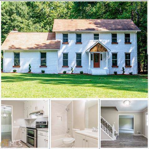 230 Deer Forest Road, Fayetteville, GA 30214 (MLS #6618918) :: The North Georgia Group