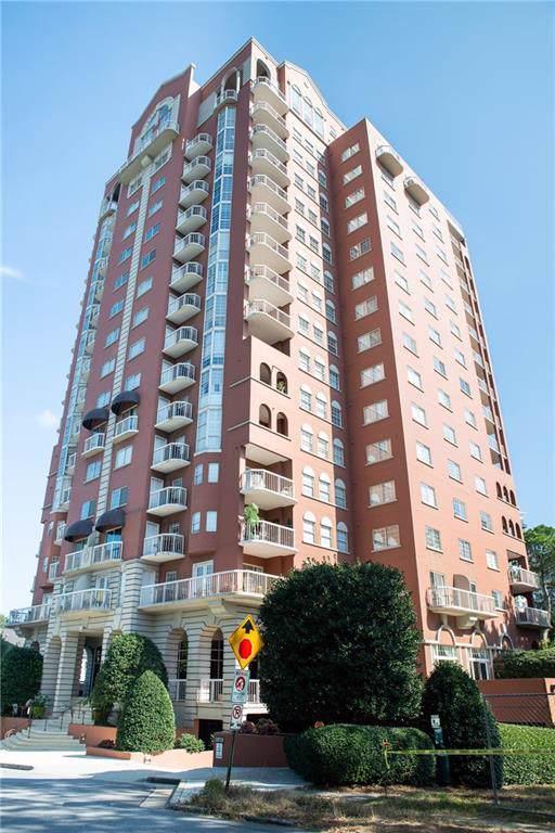 3435 Kingsboro Road NE, Atlanta, GA 30326 (MLS #6620771) :: North Atlanta Home Team