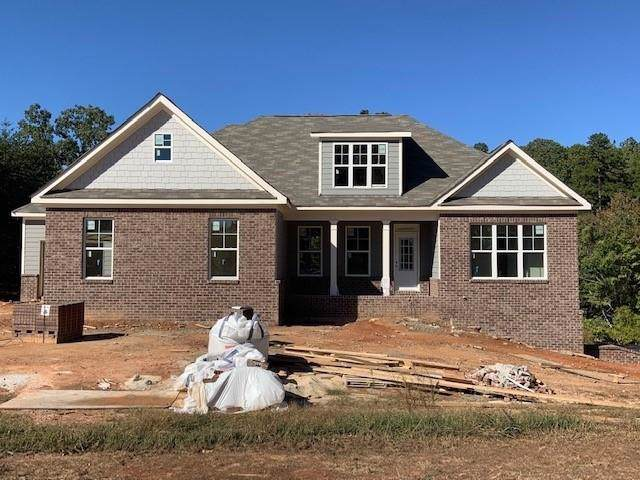 0 Sleepy Hollow Road, Dahlonega, GA 30533 (MLS #6622688) :: North Atlanta Home Team