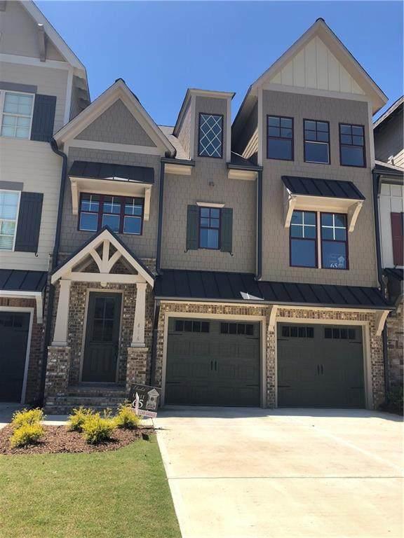 416 Mareeba Park #65, Canton, GA 30114 (MLS #6625332) :: North Atlanta Home Team