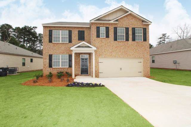 3761 Lilly Brook Drive, Loganville, GA 30052 (MLS #6627225) :: The North Georgia Group